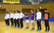 5戦全勝で明日の最終日に臨む、NTT西日本広島
