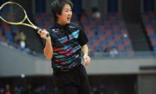 ヨネックスの髙月拓磨は東日本選手権を制したペアである日本信号の鯨井勇輝と出場