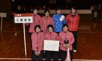 女子・三重はアゼリアカップ初優勝