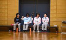 ナガセケンコーは全勝で日本リーグ残留