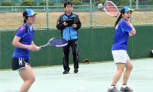 昨季まで男子トレーナーを務めた川上晃司トレーナーは女子のトレーナーに