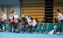 会心の勝利を収めた羽黒。上宮にはアゼリアで勝ち、全日本私学選抜では敗れていた