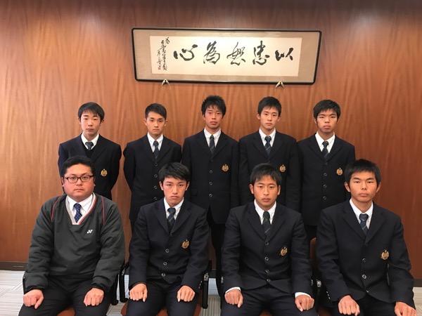 031長崎南山高校男子