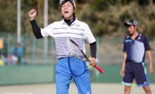 高田商業Bのメンバーとして準優勝した伊藤端