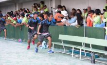 昨年はインハイで初めて決勝に進出した岡崎城西、今年も夏の全国に名乗り!