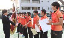 センバツは東海予選初戦で敗れ、出場ならなかった豊田大谷。晴れて全国への道を切り拓いた
