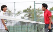 日本リーグのアキムの主力・伊比達彦は初戦で船水颯人と対戦