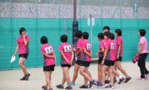 兵庫県・女子優勝の須磨学園