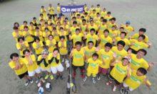 昨年の参加者たち。小学生から高校生まで集まった