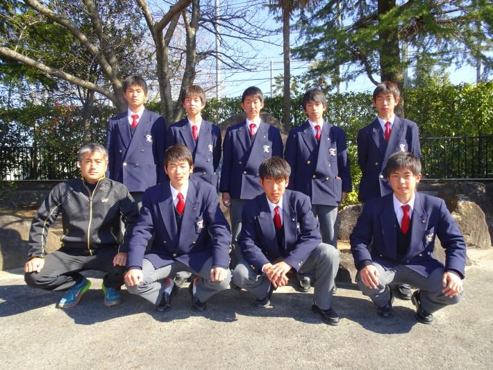 021高田商業高等学校男子