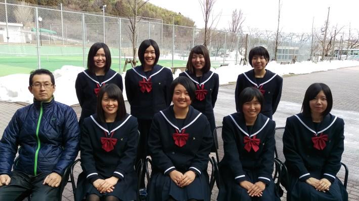 014金沢学院東高等学校女子