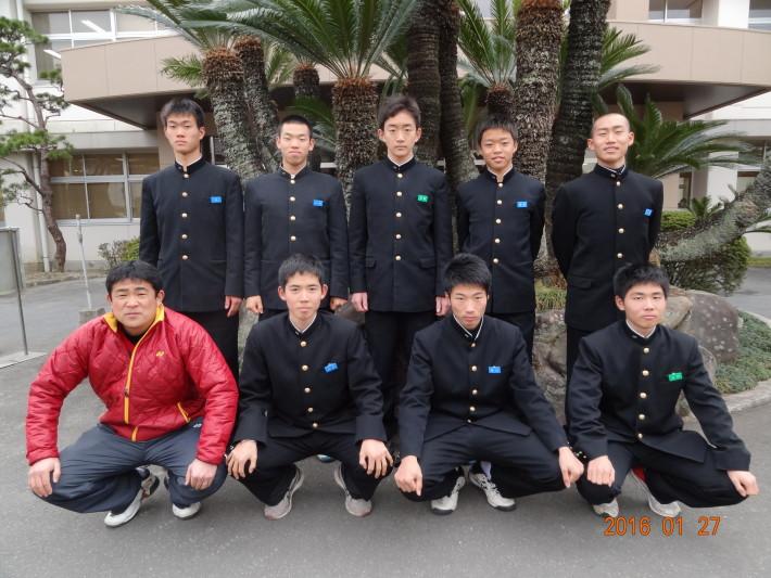 030宇和島東男子