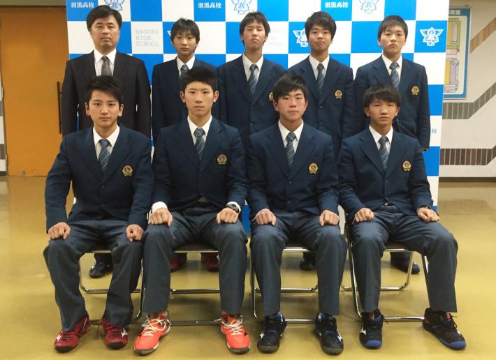 004羽黒男子ソフトテニス部