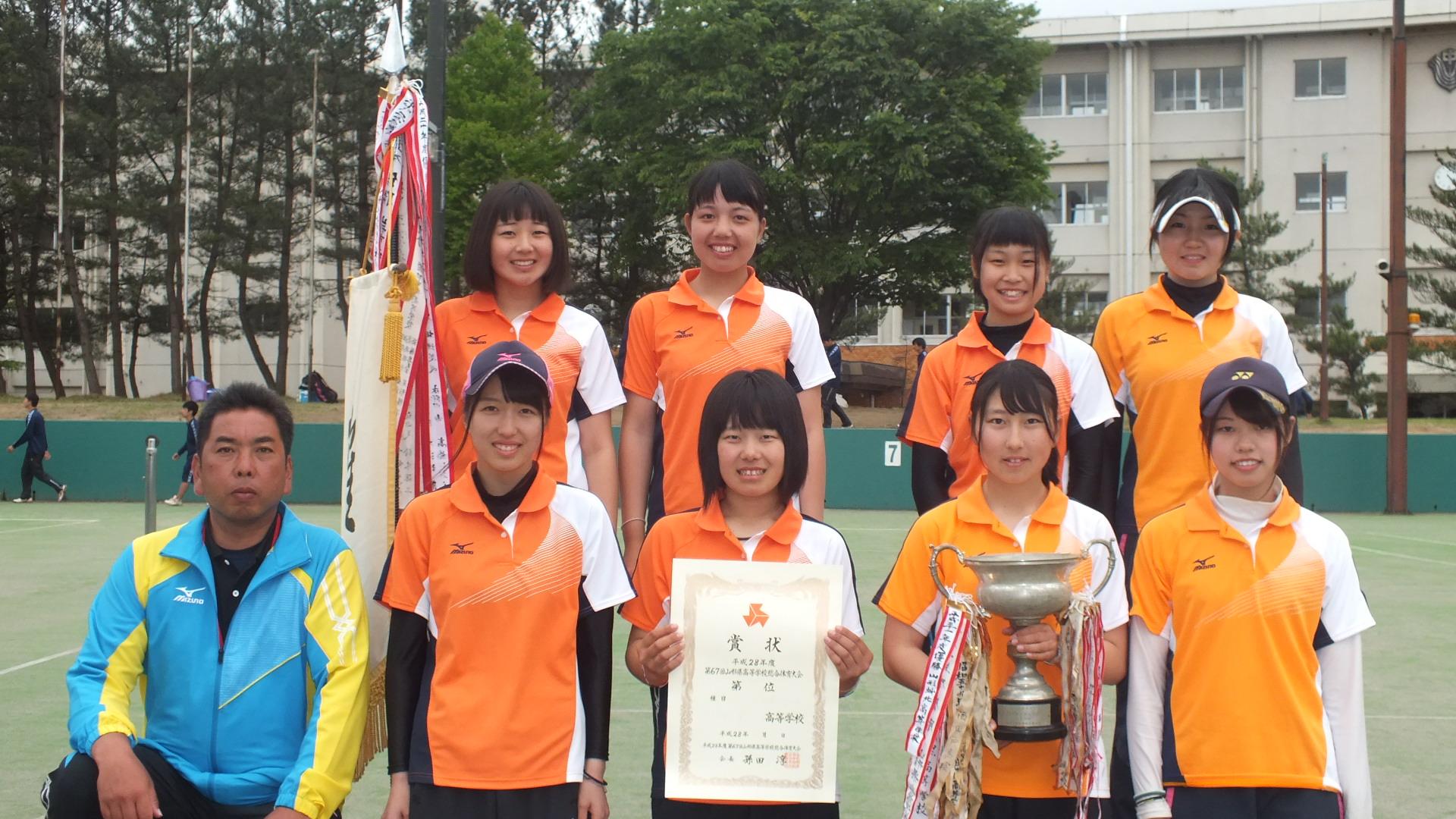 006山形県女子羽黒高校