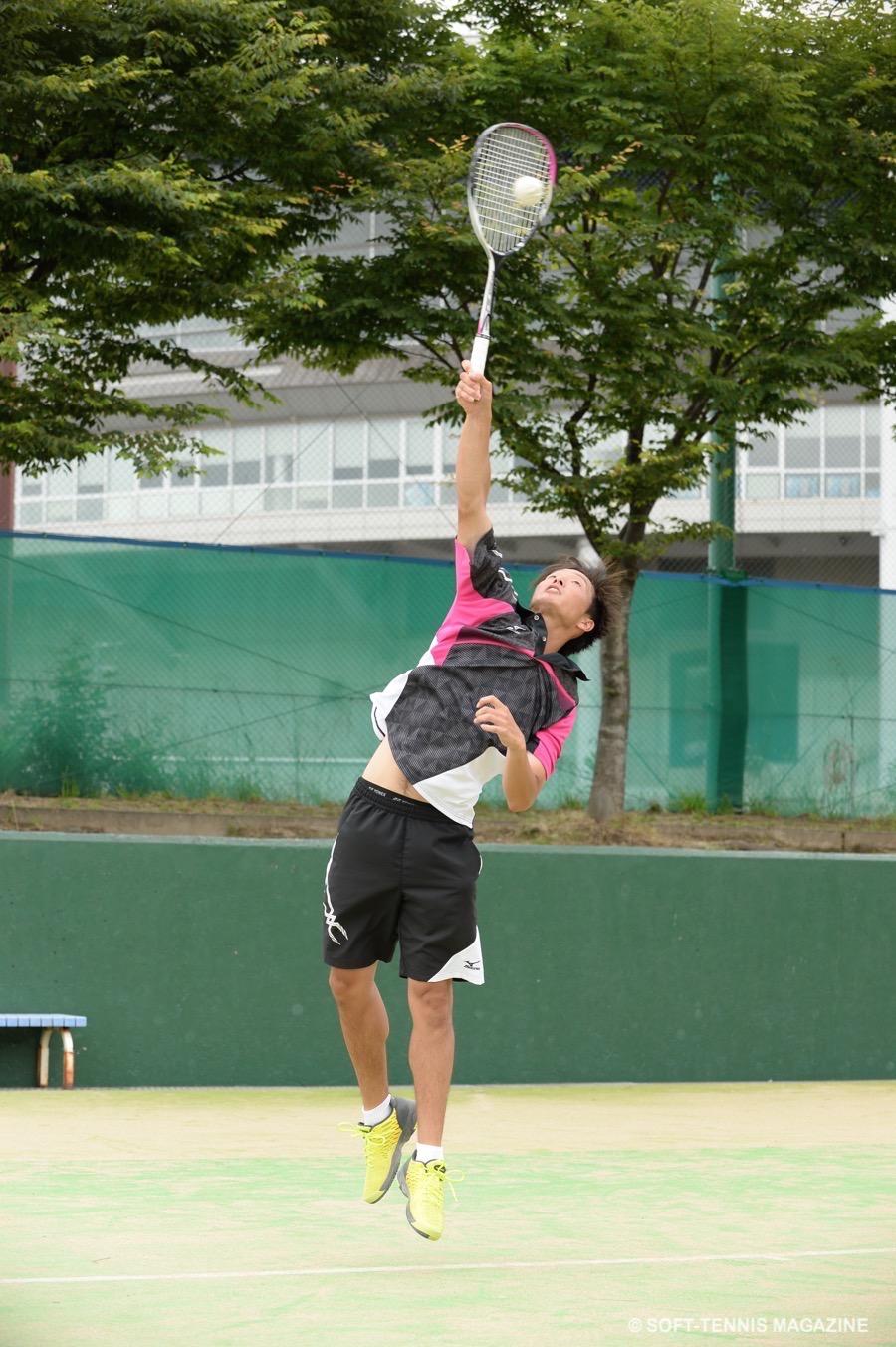 全日本シングルス2016男子優勝・増田健人