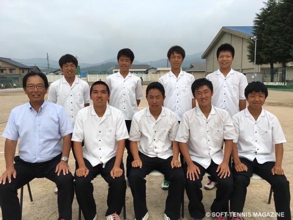 020福井県男子敦賀高校