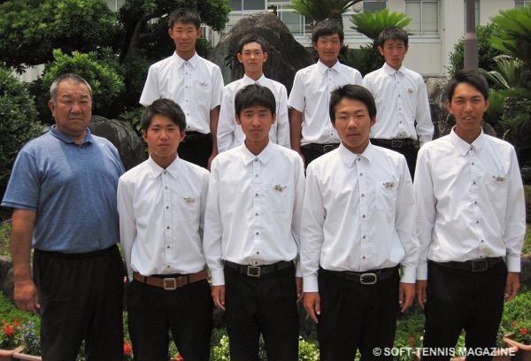 037徳島県男子つるぎ高校