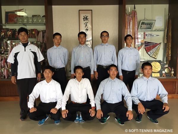 031鳥取県男子米子松蔭高校
