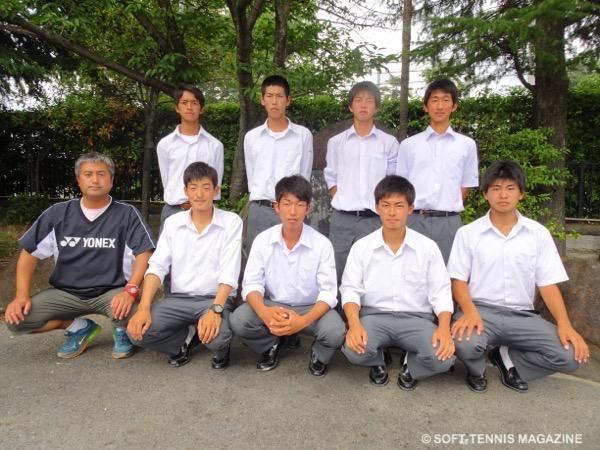 029高田商業高校男子