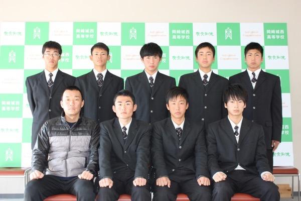 016岡崎城西男子