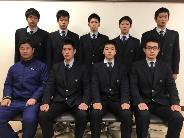 026米子松蔭高校集合写真