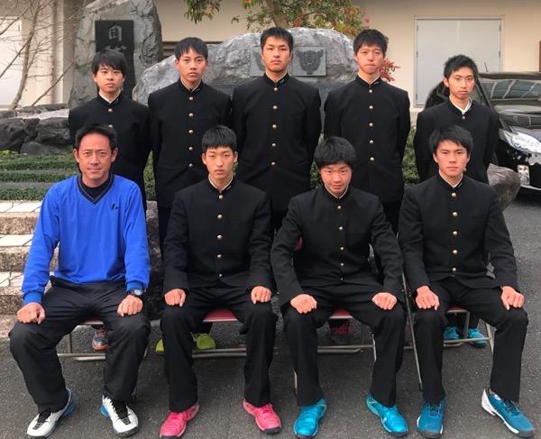 023橋本高校(男子)
