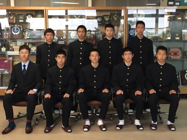 033鹿児島商業高校男子