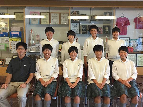 昭和学院選手写真