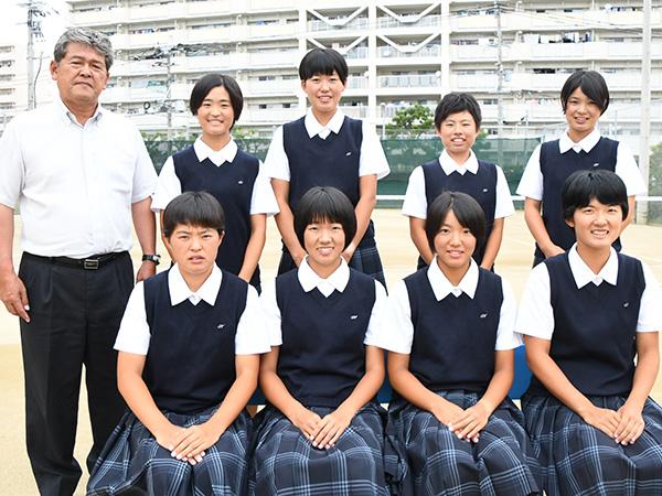 中村学園女子選手写真