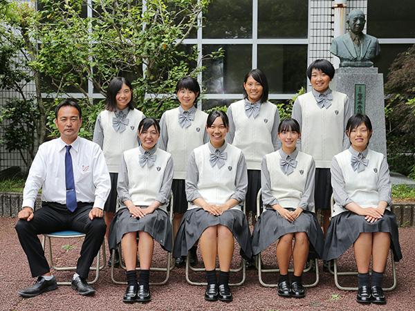 延岡学園選手写真