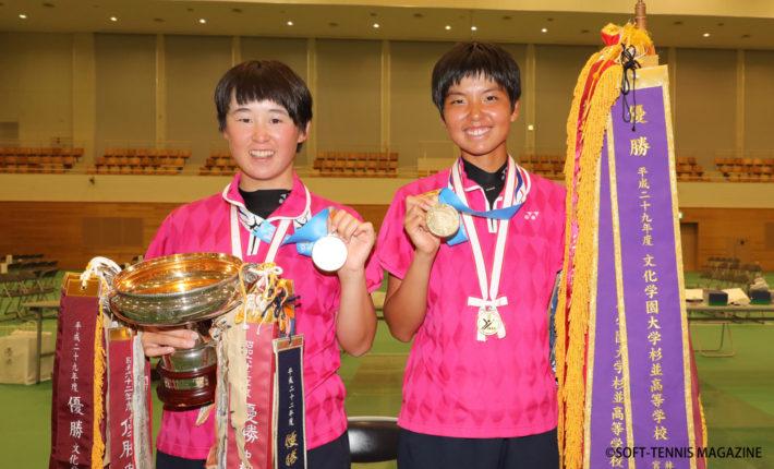 ソフトテニス インターハイ 女子 【結果速報│女子】高校選抜ソフトテニス大会2020-2021の速報結果、組...