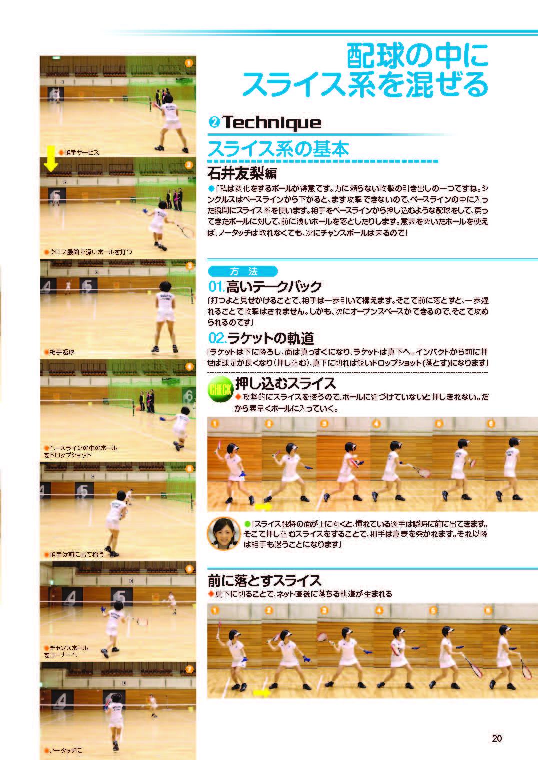 ソフトテニスマガジン2019年3月号P20