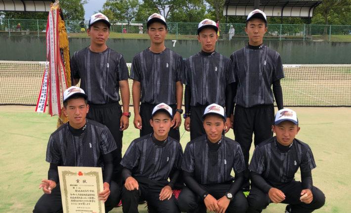 宮崎 インターハイ ソフトテニス