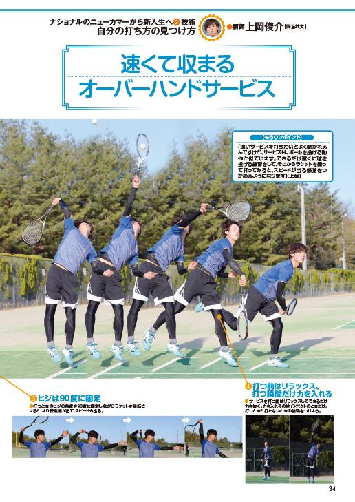ソフトテニスマガジン2019年6月号-P34