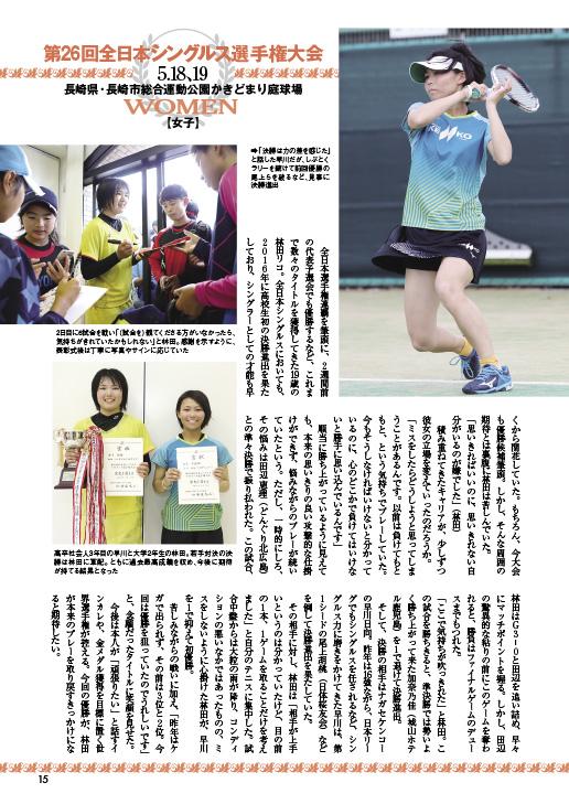 ソフトテニスマガジン2019年8月号-P15
