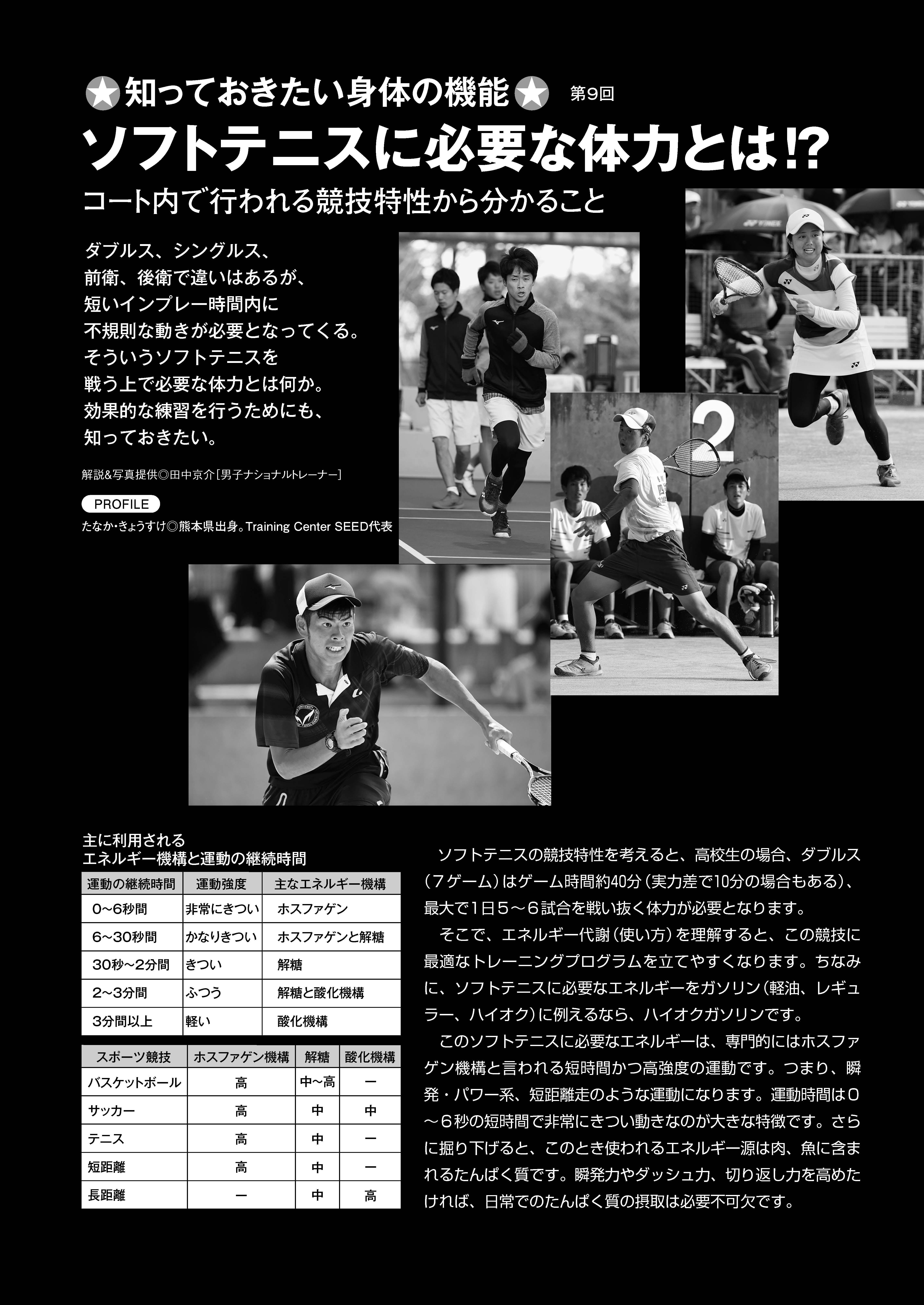 ソフトテニスマガジン2020年4月号P42