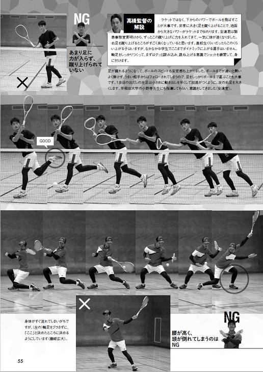 ソフトテニスマガジン2021年2月号